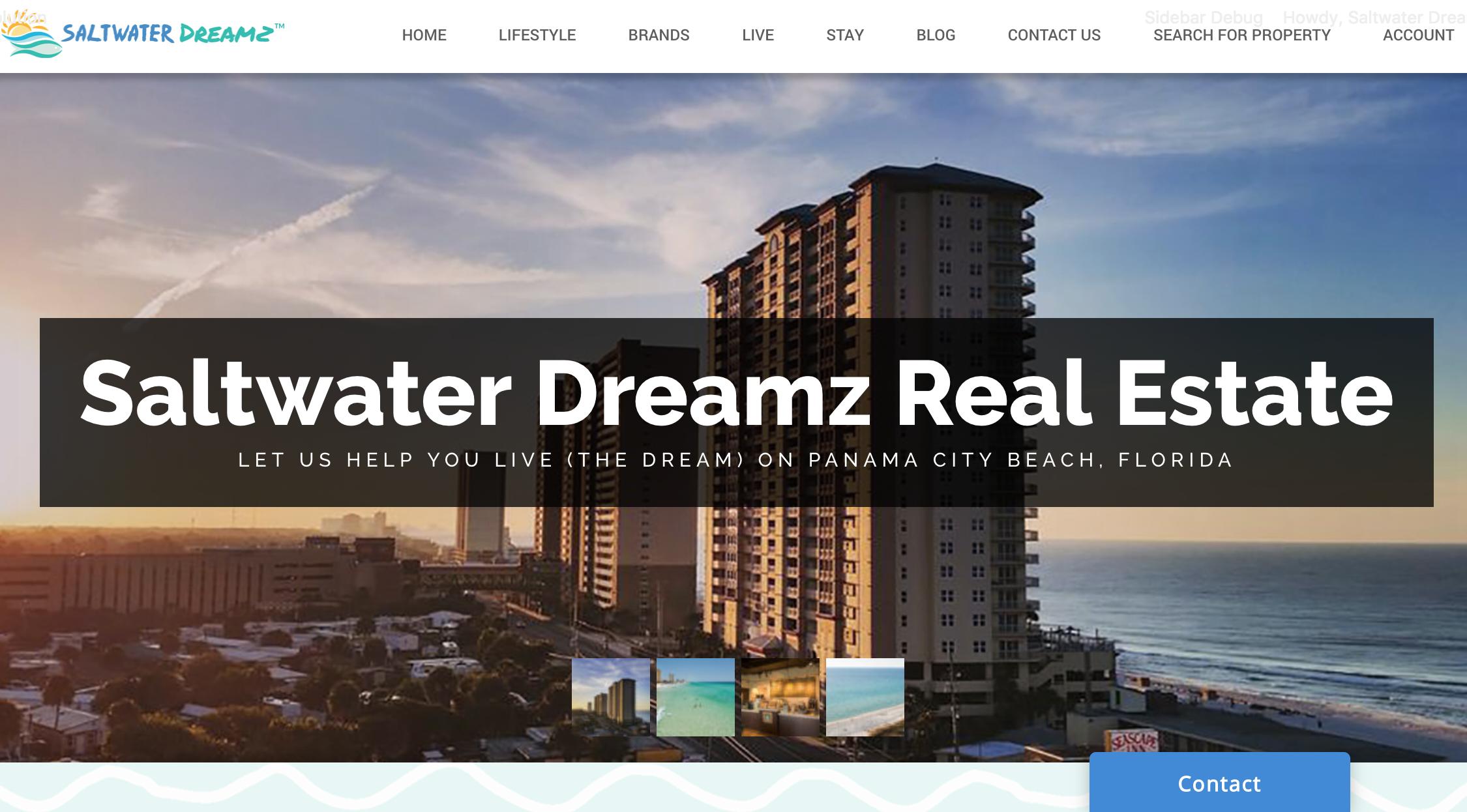 Saltwater Dreamz Featured Image