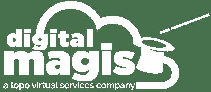 Digital Magis Logo Large Color - Digital Marketing Services