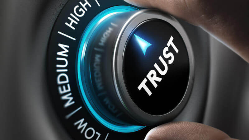trust signals in marketing